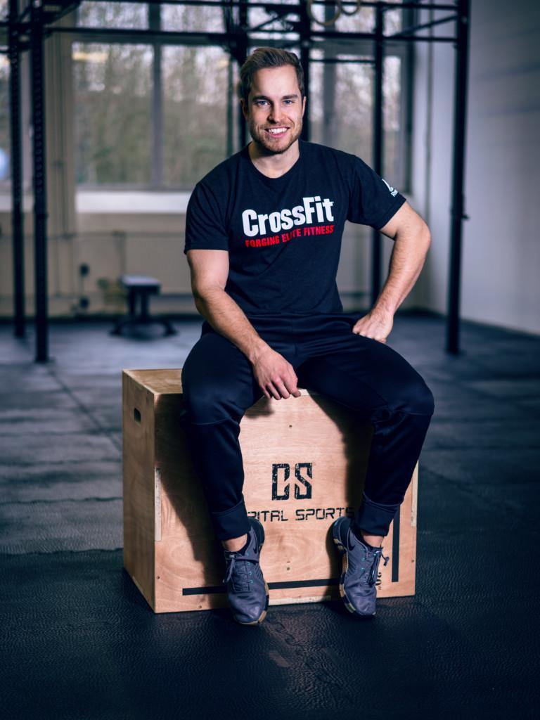 Pit Reßler, Owner & Head Coach of Foerde CrossFit