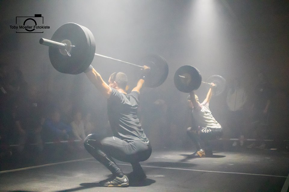 Foerde CrossFit Team Battle